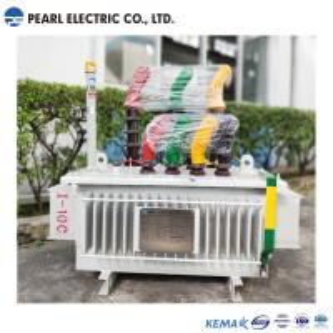 China 100 Kva And 10 Kv Oil Immersed Distribution Transformer Energy Saving on sale