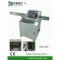 China Multi - blade v - cut PCB separator with computer screen control on sale