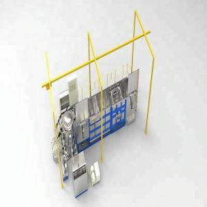 China Aluminum Castings Vacuum Pressure Impregnation Equipment Max Dia 1500 mm on sale