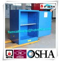 Best Flammable Corrosive Storage Cabinets , Paint Storage Lockers For Laboratory wholesale