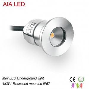 Best Outside RA>80 waterproof  LED underground light/LED inground light/Outdoor led light wholesale