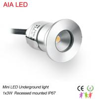 Best Outside RA>80 waterproof  LED underground light/LED inground light/Outdoor led light wholesale