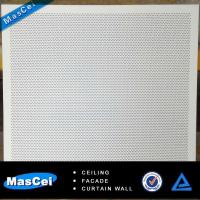 Cheap Aluminum Ceiling Tiles and Aluminium Ceiling for Perforated Metal Ceiling for sale