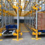 Best High Space Saving Steel Radio Shuttle Racking System Warehouse Storage wholesale