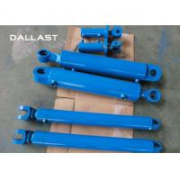 Best Customized Telescopic Double Acting Cylinder for Excavator / Trailer / Truck wholesale