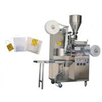 Best Autoamtic tea bags making machines with string and tag wholesale