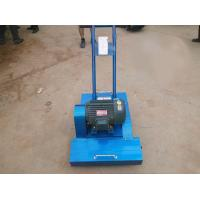 concrete cleaning machine