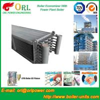 Best Condensing Economiser Coil CFB Boiler Economizer In Power Plant wholesale