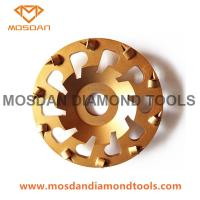 Best 7 Inch PCD Grinding Cup Wheel for Angle Grinders wholesale