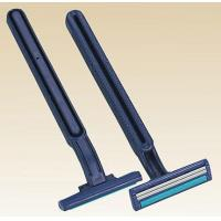 Buy cheap Disposable Twin Razor(SL-3016l) with Lubricant from wholesalers
