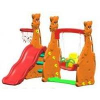 Best Kids plastic slide and swing wholesale