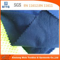 Best EN11612 Ysetex 100% cotton 220gsm flame retardant interlock knitted fabric wholesale