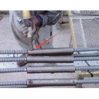 Buy cheap High Strength Concrete Grouted Rebar Splice Coupler , CT / CTH Pipe Sleeve Coupling from wholesalers