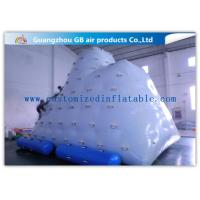 Best Berg Inflatable Water Game White Inflatable Air Climbing Playing On Water wholesale