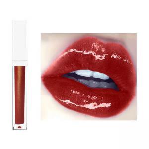 Best 31 Colors Ladies OEM 0.27oz Long Lasting Shiny Lipstick wholesale