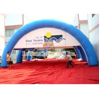 Best Sealed Air Advertising Inflatable Airtight Tent PVC Sport Spider Tent Water Resistance wholesale