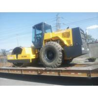 Best Xcmg YZ20JC Second Hand Road Roller , 20 Ton Vibratory Road Roller Year 2012 wholesale