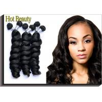 Best Health Peruvian Virgin Hair Loose Wave / 100g Peruvian Body Wave Hair With Unprocessed wholesale