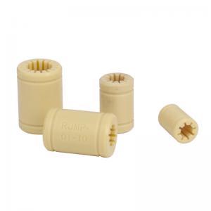 Best Yellow LM8UU LM10UU LM12UU Plastic Linear Bearing For 3D Printer wholesale