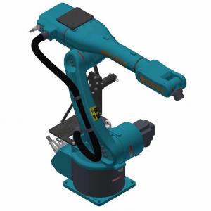 Best Easy Maintenance Assembly Line Robotic Arm With Teach Pendant wholesale