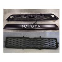 Best Custom Front Grill Mesh TRD PRO Style For Toyota 4 Runner 2014 - 2018 / Car Exterior Parts wholesale