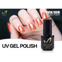 Best Colors Varnish Cat Eye Gel Nail Polish Bling Nail Gel For Tips 1 - 2 Mins Cure Time wholesale