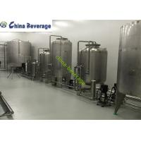 Best Pure Reverse Osmosis Water Treatment System For Water Bottling Line SUS316 wholesale