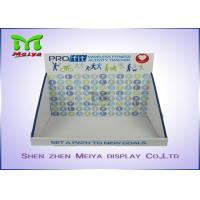Best Sports Products Counter Top Display Stands , 1 Tier cardboard retail displays wholesale