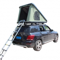 Best Tearproof Canvas Heavy Duty ABS Shell Car Camping Tent wholesale