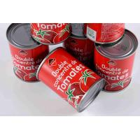 Best Classic Canned Tomato Paste Rich Vitamins Nutrition No Artificial Colors wholesale