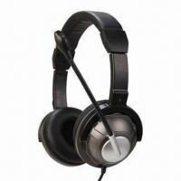 Best USB Headphones with Microphone, 2012 Autumn New Launched wholesale
