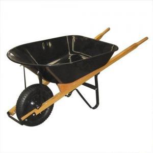 China Wood Handled Wheel Barrow - WH5400 on sale
