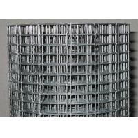 Best PVC Coated Wire Welded Mesh Rolls 1 Inch 2 x 2cm Used For Mesh Fence wholesale