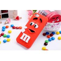 Best M beans phone case for apple for iphone 5c 5s cartoon protective case silica gel set of sh wholesale
