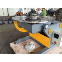Best 1200kg Loading Capacity Welding Rotary Positioner 1200mm Table wholesale
