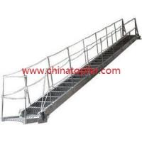 Buy cheap Marine accommodation ladder, wharf ladder, rope ladder,ship embarkation ladder,ship draft ladder,gangway ladder from wholesalers