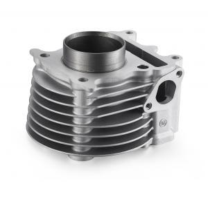 Best Aluminum Motorcycle Engine Block , 125cc Cylinder For Yamaha 110 Scooter wholesale