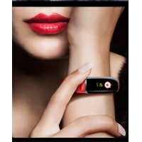 Best Social Distance Alarm and actual distance monitor 1 -3 meters alarm Fitness Tracker Pedometer wholesale