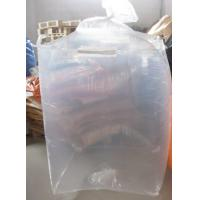 Best Bulk Form Fit PE big bag liner attached to outer Polypropylene Jumbo Bags wholesale