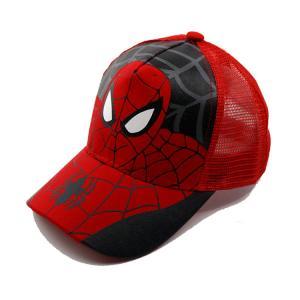 Best Durable Kids Spiderman Baseball Cap , Cool Design Toddler Boy Baseball Caps wholesale