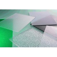 Cheap ISO / SGS Approved Polycarbonate Solid Sheet Anti Aging For Shopping Malls for sale