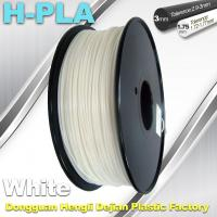 Cheap 3D Printer Filament H - PLA Temperature Resistance High Tenacity Filament 1.75mm for sale