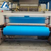 Best Al -2400mm Sms Pp Spunbond Nonwoven Fabric Making Machine For Polypropylene Fabric wholesale