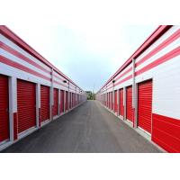 Best Hot Rolled Steel Metal Warehouse Buildings For Storage Complex Function wholesale