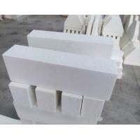 Best Fused Cast Azs Refractory High Temperature Brick For Glass Melting Furnace , Customized Size wholesale