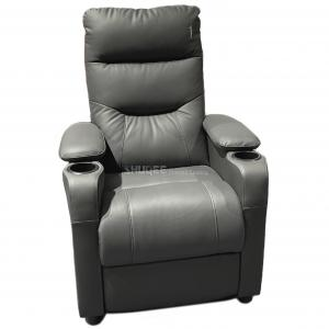 Best Commercial Genuine Leather Movie Theater Seats VIP Cinema Seating Furniture wholesale
