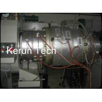 Best Large Capacity Hdpe Pipe Extrusion Line Plastic Pipe Making Machine wholesale