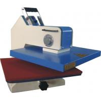 Buy cheap where to buy top quality hot sale manual wobble heat press machine from wholesalers