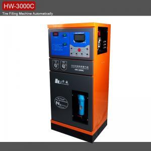 Best 220 CMS Nitrogen Tyre Inflation Wide LCD Screen Car Nitrogen Generator HW 3000C wholesale
