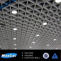 Best Metal cell ceiling, Aluminum open ceiling for supermarket wholesale
